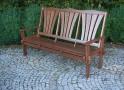 Zahradní lavice MORENO
