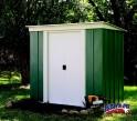 zahradní domek ARROW PT 64 zelený