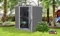 Zahradní domek ARROW EZEE SHED 65 tmavě šedý