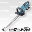 Makita DUH551PF2 aku plotostřih 550mm Li-ion 2x18V/3,0Ah