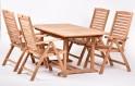 Garland Majati 4+ dřevěná sestava