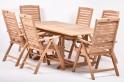 Garland Majati 6+ dřevěná sestava