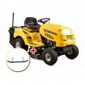 Riwall PRO RLT 92 T zahradní traktor + PRODLOUŽENÁ ZÁRUKA 48 MĚSÍCŮ