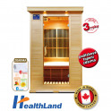Healthland DeLuxe 2002 Carbon + PRODLOUŽENÁ ZÁRUKA 36 MĚSÍCŮ