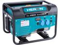 Heron 8896416 elektrocentrála benzínová 2,8kW/6,5HP + PRODLOUŽENÁ ZÁRUKA 36 MĚSÍCŮ