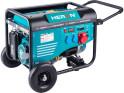 Heron 8896418 elektrocentrála benzínová 15HP/6,8kW (400V), 5,5kW (230V), podvozek + PRODLOUŽENÁ ZÁRUKA 36 MĚSÍCŮ