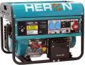 Heron EGM 68 AVR-3E benzínová elektrocentrála + PRODLOUŽENÁ ZÁRUKA 36 MĚSÍCŮ