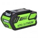 GW 4040 - 40 V lithium iontová baterie 4 Ah