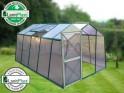 skleník LANITPLAST DODO 8x10 PC 4 mm zelený