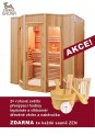 Finská sauna FRANCE SAUNA ZEN 5