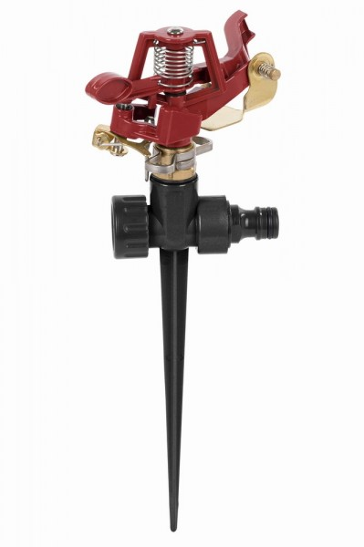 KRTGR6502 - Postřikovač pulzní s bodcem kovový