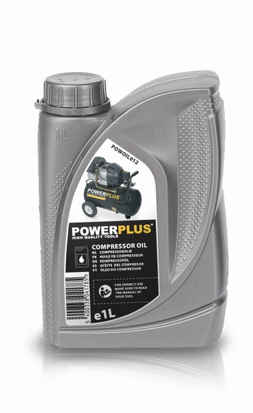 PowerPlus POWOIL012 - Olej do kompresorů 1l