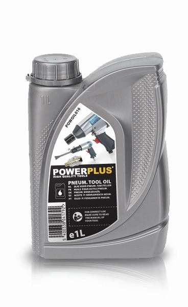 PowerPlus POWOIL016 - Olej pro pneumatické nářadí 1l