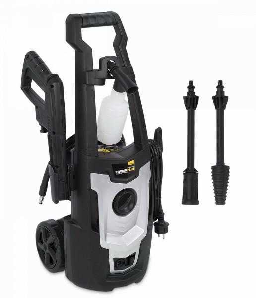 PowerPlus POWXG90405 - Elektrická tlaková myčka 1.400W 110bar + PRODLOUŽENÁ ZÁRUKA 36 MĚSÍCŮ