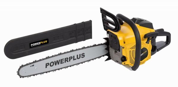 PowerPlus POWXG10231 - Benzinová řetězová pila 50,4 cc 500mm + PRODLOUŽENÁ ZÁRUKA 36 MĚSÍCŮ