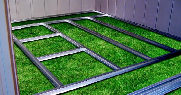 LanitPlast podlahová základna ARROW 86 / 106