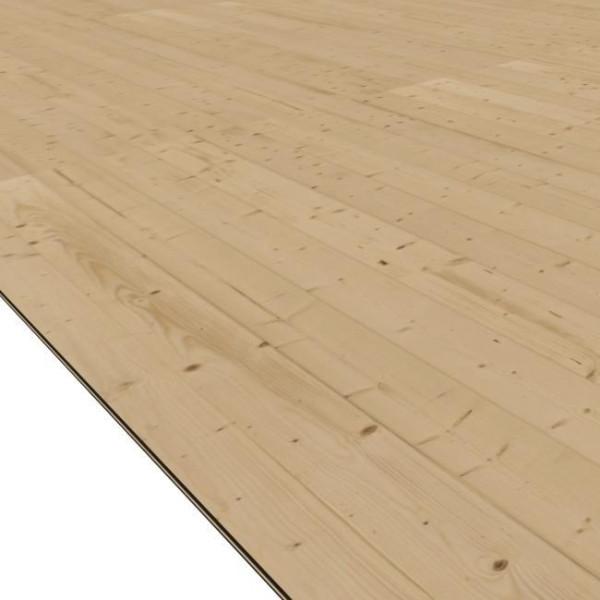 LanitPlast dřevěná podlaha KARIBU DAHME 3 (42568)