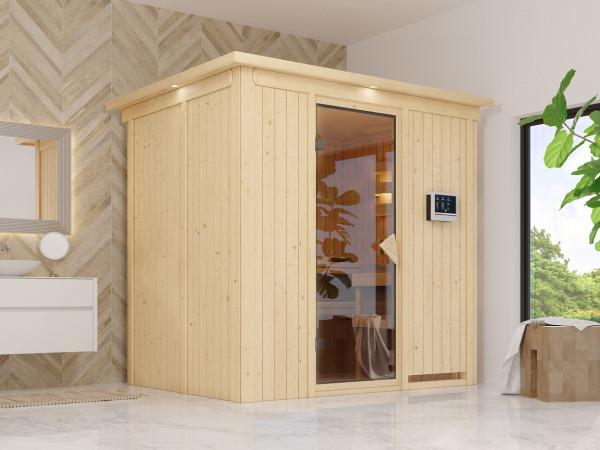 LanitPlast finská sauna KARIBU BODIN (47829)