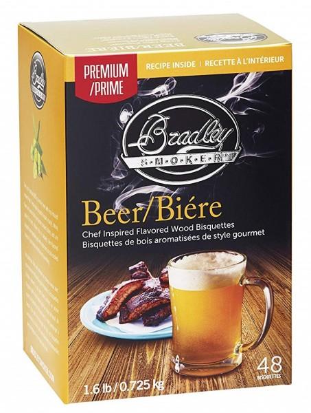 Premium Beer 48 ks - Brikety udící Bradley Smoker