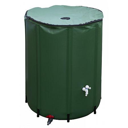 Skládací zásobník na dešťovou vodu 500 l