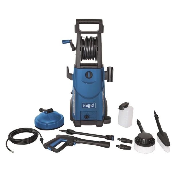 Scheppach HCE 2200 elektrická tlaková myčka s příslušenstvím + PRODLOUŽENÁ ZÁRUKA 48 MĚSÍCŮ