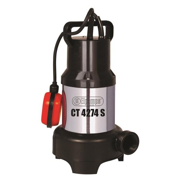 Elpumps CT 4274 S univerzální ponorné kalové čerpadlo