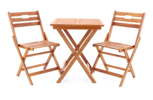 VeGAS BALCONY SET dřevěný nábytek