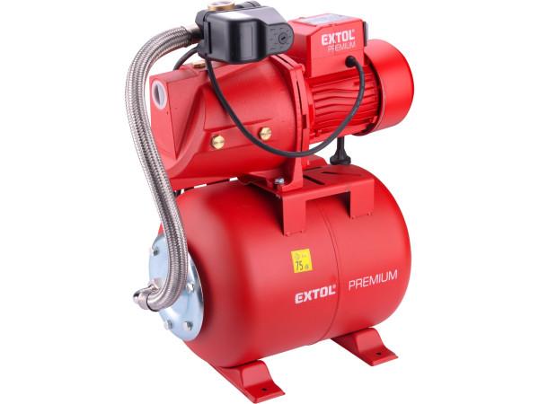 Extol Premium 8895095 čerpadlo proudové s tlakovou nádobou