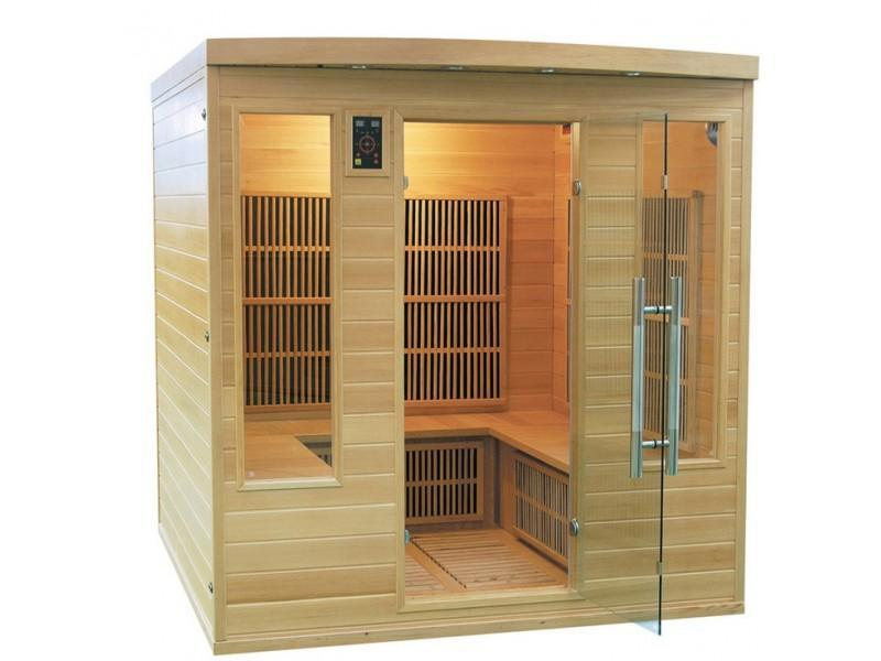 Infrasauna FRANCE Apollon Club