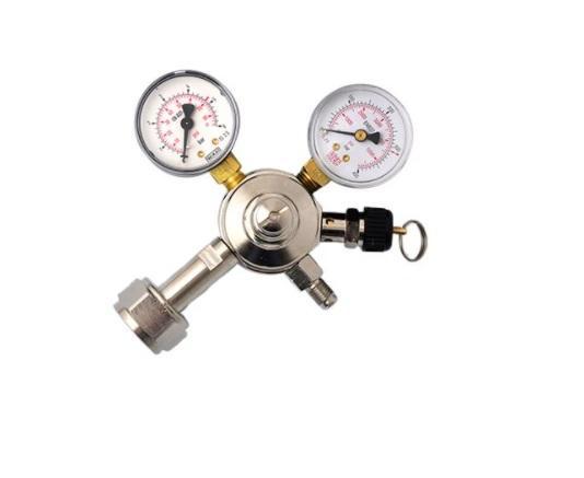 Redukční ventil Oxyturbo N2, 1ST., W24,32, 4,8 BAR