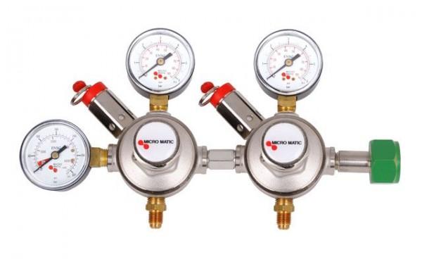 Redukční ventil MM N2 2st. W24,32